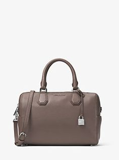 Bowling-Tasche Mercer Medium aus Leder by Michael Kors