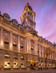 Rosewood London is an ultra-luxury hotel on High Holborn that combines English heritage with contemporary sophistication in a central location. Set in the heart of the city near Covent Garden, the City and West End theatres, it is an ideal base for business and sightseeing in London.