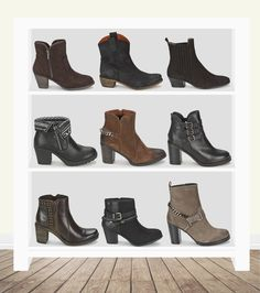 abbzzw | personal style and lifestyle blog: My Autumn Boots Need-list
