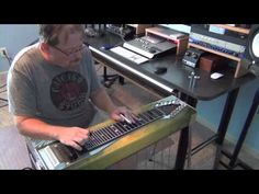 """""""This is one of the best melodies you can play on a pedal steel guitar. Here Zane is with his 12 string Jackson Steel Guitar playing through a Peavy 112 amp.""""   If you're an ardent music lover, this is my gift to you. xoxoxoxoxoxoxo"""