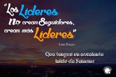 Muy buenos días!!! Que tengas un excelente Lunes estimado LÍDER #UnSitioEnElMundo #YoSoyUnLíder
