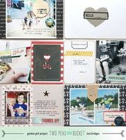 A Video by ljbridges from our Scrapbooking Project Life Galleries originally submitted 06/29/13 at 07:22 AM