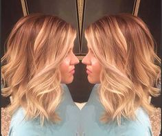 Are you going to balayage hair for the first time and know nothing about this technique? We've gathered everything you need to know about balayage, check! Blonde Hair Paint, Red Blonde Hair, Ombre Hair, Balayage Blond, Fall Blonde Hair Color, Carmel Blonde Hair, Copper Blonde Hair, Copper Balayage, Golden Blonde