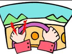 HAND PAIN WHILE DRIVING: If you get hand pain and wrist pain after driving, along with numbness while gripping the steering wheel of your vehicle, you probably have developed carpal tunnel syndrome. The first symptoms of carpal tunnel syndrome often appear while driving a car. The pain and numbness is produced by inflammation of the tendons inside the wrist.