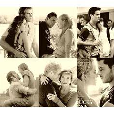 Nicholas sparks movie couples