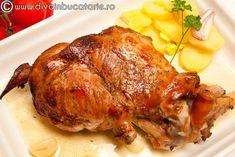 Jacque Pepin, Romanian Food, Lamb Recipes, International Recipes, Turkey, Chicken, Honey, Food, Finger Food