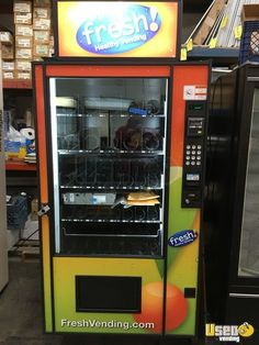 New Listing: https://www.usedvending.com/i/For-Sale-in-Oregon-AMS-Visi-39-Combo-Vending-Machines-Fully-Refurbished-/OR-HV-319X For Sale in Oregon -AMS Visi 39 Combo Vending Machines- Fully Refurbished!