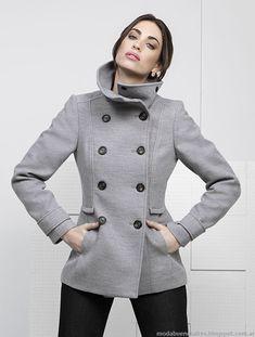 NMD tapados de moda otoño invierno 2015.