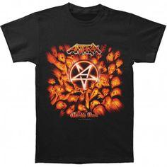 Tricou Anthrax: Worship Music Metalhead, Worship, Music, Mens Tops, Musica, Musik, Muziek, Music Activities, Songs