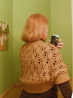 Ravelry: Project Gallery for Eva Shrug with Slip Stitch Ribbing: Sizes Small &Med pattern by Vashti Braha