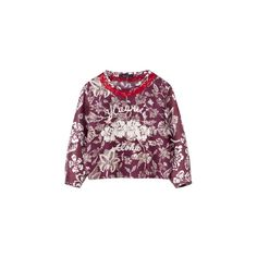 ISABEL MARANT ❤ liked on Polyvore featuring tops, isabel marant, purple top and isabel marant top