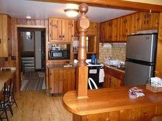 Wautoma lakefront cabin