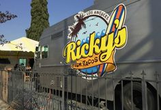 3. Ricky's Fish Tacos in Los Angeles