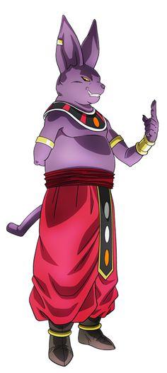 """Champa (シャンパ, Shanpa) es un personaje de Dragon Ball Super. Él es el Dios de la Destrucción del Universo 6. Su nombre Champa proviene de la palabra """"Champagne"""", un juego de palabras que provienen de bebidas alcohólicas al igual que los nombres de Beerus (""""Beers"""" que es cervezas) y Whis (""""Whisky"""")."""