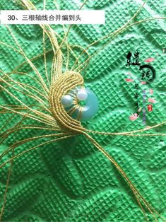 金线蜗牛锁骨链教程-手工客官网 Micro Macrame, Mix Media, Pearl Necklace, Pearls, Jewelry, String Of Pearls, Jewellery Making, Beaded Necklace, Jewerly