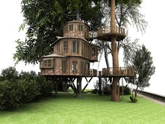 Tree House Design | Flickr - Photo Sharing!
