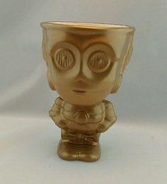 Star Wars SEE-THREEPIO (C-3PO)ceramic Goblet Cup Coffee Mug By Galerie