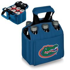 SHORT DESCRIPTION:When planning to enjoy beverages away from home, the Six Pack is the perfect way to carry them to your destination. The Six Pack is an insulated beverage carrier that fits most water, beer, and soda in bottles or cans up to 20 oz., allowing you to carry an assortment of beverages. It is made of durable neoprene and features a front pocket and reinforced handles. Let the fun begin with the Six Pack by Picnic Time.COMPONENTS:1 Cooler tote KEY FEATURES:Heavy duty, form fitting…