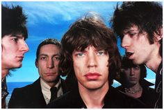 LOS SESENTAS: MIS PERSONAJES: THE ROLLING STONES
