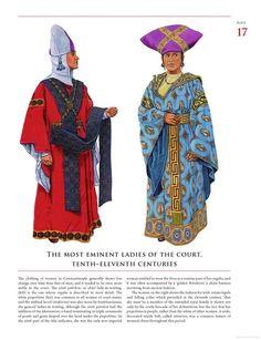 Gtaham Sumner - Mujeres de la corte bizantina (siglos X-XI).