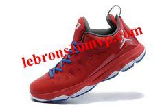 official photos fa200 f4682 Jordan CP3.VIX Chris Paul Shoes Red Blue