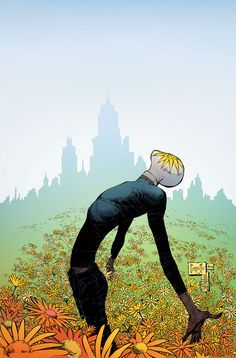 Batman's Terrifying New Villain: Snyder and Capullo Introduce Mr. Bloom | DC Comics