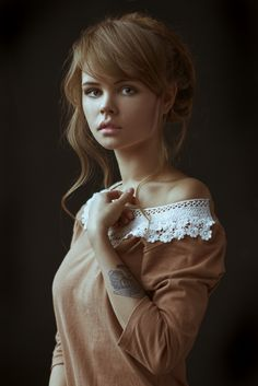 Anastasiya by Alexander Vinogradov on 500px