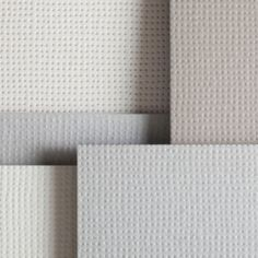 Tiny dimples and raised dots cover these ceramic tiles by French designers Ronan Erwan Bouroullec Tile Patterns, Textures Patterns, Tile Design, Pattern Design, Material Board, Wall Finishes, Style Tile, Tiles Texture, Wall Tiles