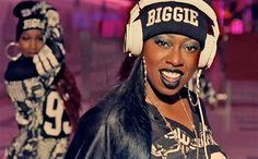 We Dare You Not to Dance to Missy Elliot's New Video 'WTF (Where They From)'