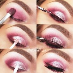 How do you feel any time you shop for the new eyeshadow? There are so many brands, types, and finishes that the choice is really difficult to make. We are here to make this choice easier for you next time. Read our article to explore everything about eyeshadow and its application. #makeup #eyeshadow #makeuptutorials #makeuptips