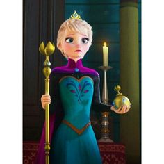 I just realized something majour  from this movie, here's my theory; elsa always new how to control her powers all along, when she was younger and anna asked to see her magic she could build hills and snowmen at will, it isn't until anna fell and got hit in the head, that elsa claimed she couldn't control her powers, therefore she was so frightened that she let fear manipulate her into thinking she couldn't control herself, she loved anna and could control herself as a child,sorry for…