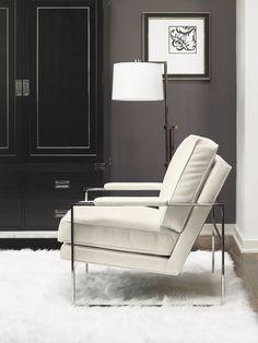 Lexington Upholstery Moonstone Chair   Lexington Home Brands