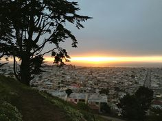 Looking for a stairway to heaven? You'll get awfully close at Grandview Park in San Francisco, also known as Turtle Hill.