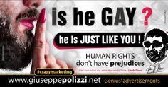 giuseppe polizzi advertisement GAY crazy marketing genius  2017