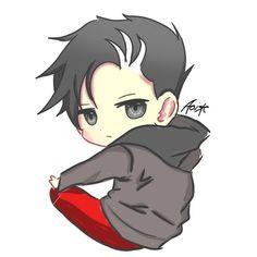 Anime Chibi, Kawaii Anime, Cute Pokemon Wallpaper, Paper Mobile, Mobile Legend Wallpaper, Alucard, Mobile Legends, Anime Demon, Mobiles