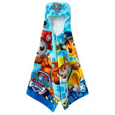 Let your little one save the day after bath time with this Paw Patrol Rescue Crew hooded towel wrap. Toddler Boy Gifts, Toddler Boy Outfits, Toddler Boys, Paw Patrol Bedroom, Paw Patrol Rescue, Gold Bathroom Accessories, After Bath, Best Christmas Presents, Towel Wrap