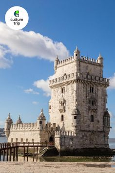 The Belém Tower is recognised as a masterpiece of 16th-century architecture and is inscribed on the UNESCO World Heritage list. Click to discover more.  . . . #CultureTrip #ForCuriousTravellers #CultureTripExperiences #Architecture #Portugal #Europe #Lisbon #MedievalCathedrals #AncientCastles #Travel #TravelPlanning  📸.  Fabiano Mesquita British Architecture, Baroque Architecture, Portuguese Culture, Beautiful Buildings, Tower Bridge, 16th Century, World Heritage Sites, Lisbon, Trip Planning