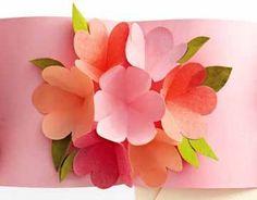 Manualidades -Tarjetas para el día de la madre ~ cositasconmesh
