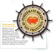 Go to the warf, take the CABLE CAR to the warf and walk to pier 39! see the sea lions and eat at the boudin bakery!