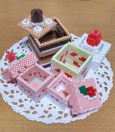 Sweet cakebox*゜。・.♪