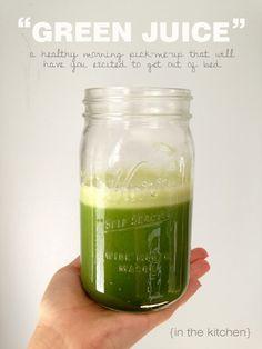 Green Juice of life