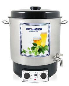 Bielmeier Stainless Steel Mash Tun /Wort Kettle Bielmeier £156