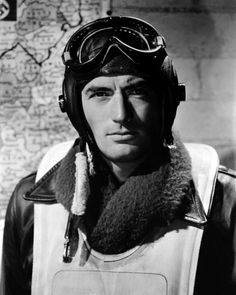 Gregory Peck for Twelve OClock High, 1950.