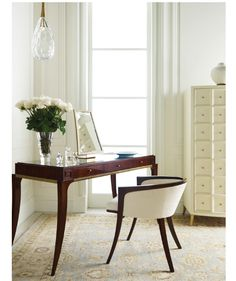 The Thomas Pheasant Collection   Baker Furniture Modern Home Office