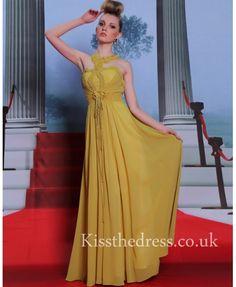 deep yellow prom dre