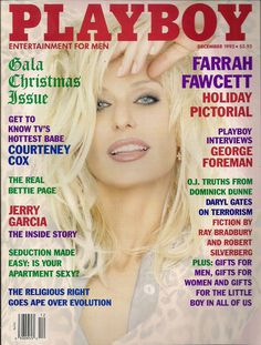 Vintage Playboy Magazine December 1995 with Farrah Fawcett, Torrid Torres, Heavyweight Boxer George Foreman, Social Critic Dominick Dunne by winterparkcollect on Etsy Farrah Fawcett, Playboy Bunny, Playboy Playmates, Corpus Christi, Santa Monica, Samantha Torres, George Foreman, Bettie Page, After Life