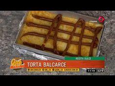 Receta dulce: Torta Balcarce Ariel Rodriguez Palacios, Waffles, Cakes, Breakfast, Youtube, Food, Meals, Pies, Kuchen