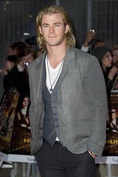 Chris Hemsworth... yes please.