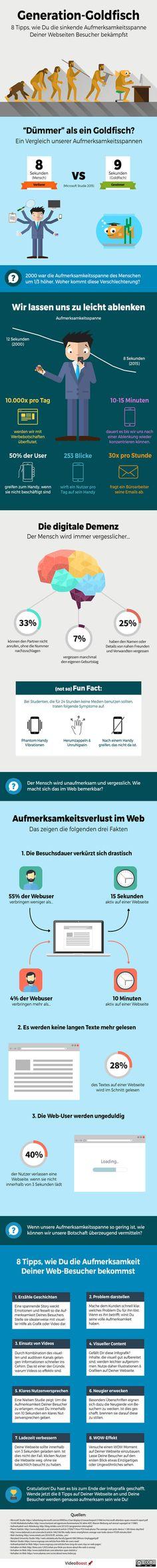 Wie du die sinkende Aufmerksamkeitsspanne der Besucher auf deiner Website bekämpfst | bjoerntantau.com: So geht erfolgreiches Internet Marketing!