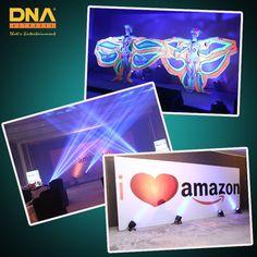 #Amazon Meets Customers